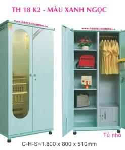 Nội thất HCM - Giường sắt, giường tầng, tủ sắt giá rẻ 12