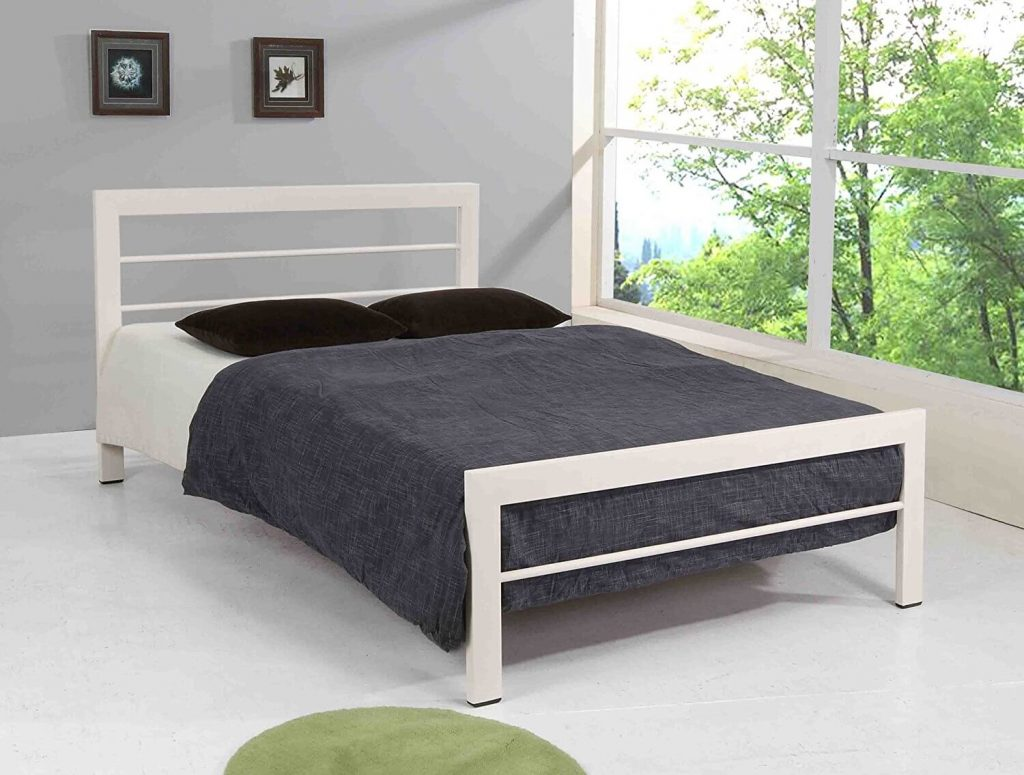 Tổng hợp những mẫu giường sắt đẹp giá rẻ năm 2020